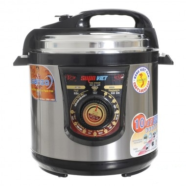 Nồi áp suất điện SupoViet  FC503 - 6.0 Lít