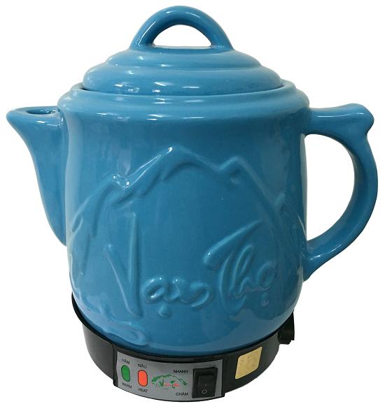 Ấm sắc thuốc điện Vạn Thọ MT-302 3.2L (xanh biển)