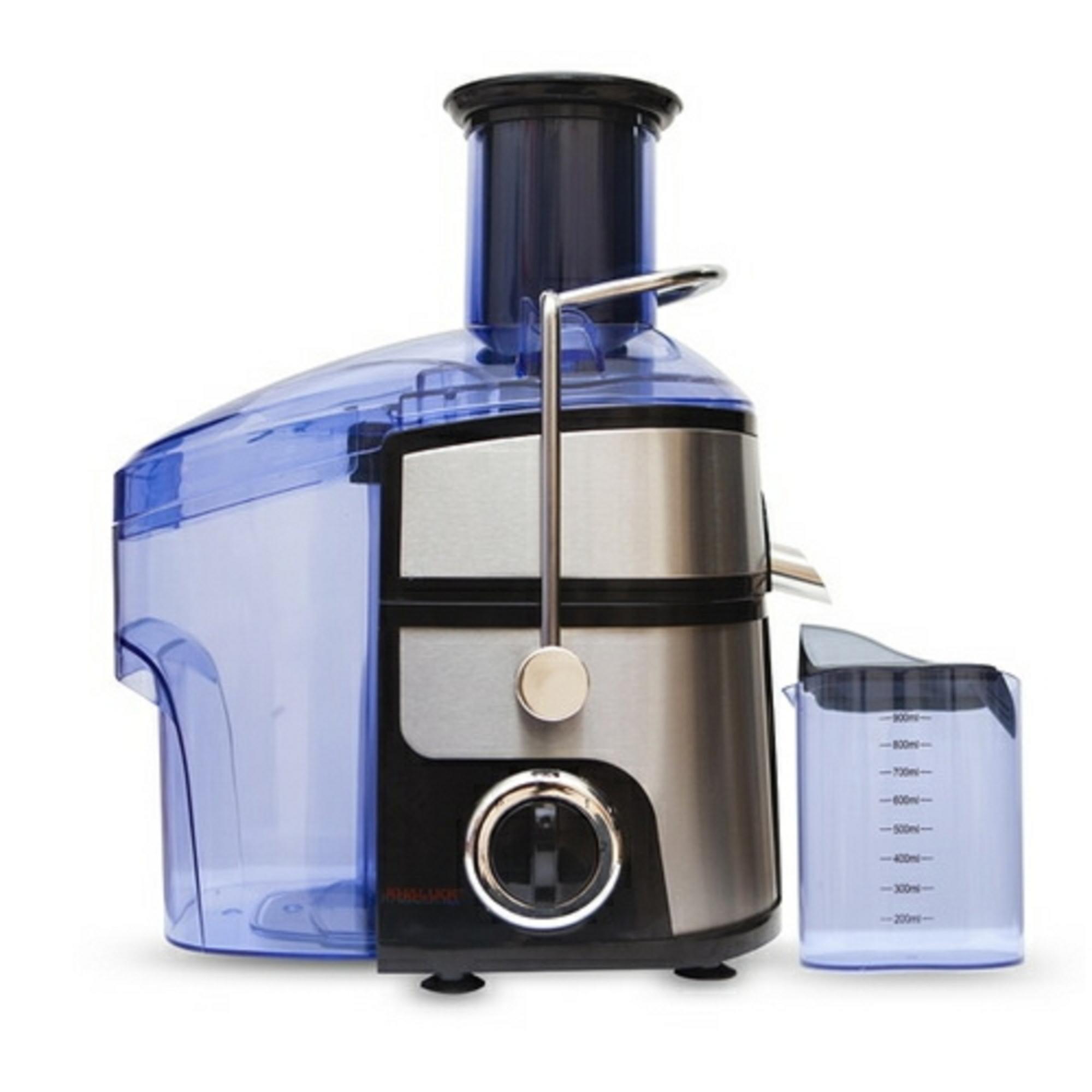 Máy ép Khaluck.Home KL-3169,Máy xay sinh tố là một loại máy được trang bị cối xay có những loại dao nhỏ, sắc và khỏe cùng bình chứa thực phẩm, khi hoạt động máy có thể thực hiện xay nhỏ thực phẩm theo yêu cầu của người sử dụng. Trong nhà bếp hiện đại, máy xay sinh tố là thiết bị không thể thiếu để người nội trợ có thể chế biến những món đồ uống: sinh tố, trà túi lọc đá, nước hoa quả mà còn giúp họ chế biến những món ăn tiết kiệm thời gian gian nhất.