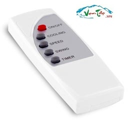 Remote Điều khiển máy làm mát quạt hơi nước Symphony